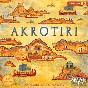 Akrotiri Board Game (Revised Edition)