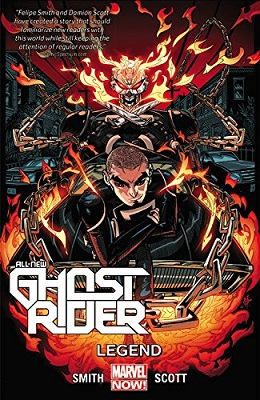All-New Ghost Rider: Volume 2: Legend TP