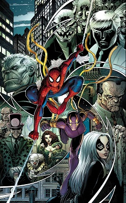 Amazing Spider-Man no. 16.1 by Adams Poster (24 in x 36 in) - Boarded