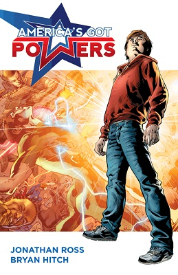 Americas Got Powers: Volume 1 TP (MR)