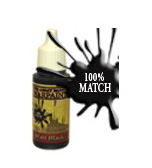 Warpaints: Matt Black (18ml./0.6oz)