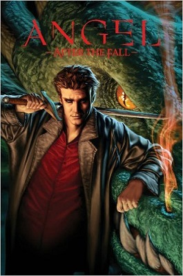 Angel: After the Fall Complete Bundle (17 Issues) - Used