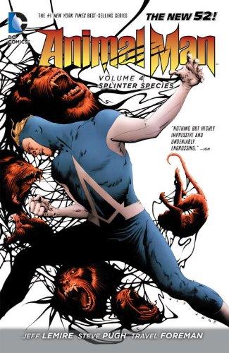 Animal Man: Volume 4: Splinter Species (New 52) TP - Used