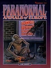 Shadowrun 2nd: Paranormal Animals of Europe - Used