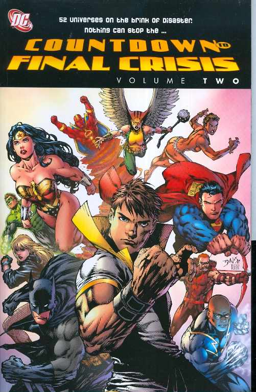 Countdown to Final Crisis: Volume 2 TP - Used