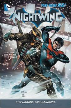 Nightwing: Volume 2: Night of the Owls TP