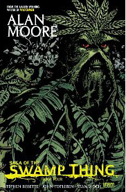 Saga of the Swamp Thing: Book 4 TP