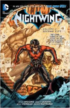 Nightwing: Volume 4: Second City TP
