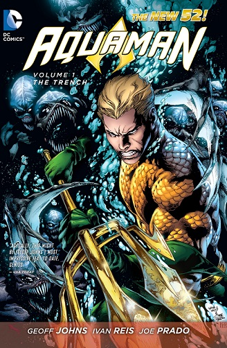 Aquaman: Volume 1: The Trench HC - Used
