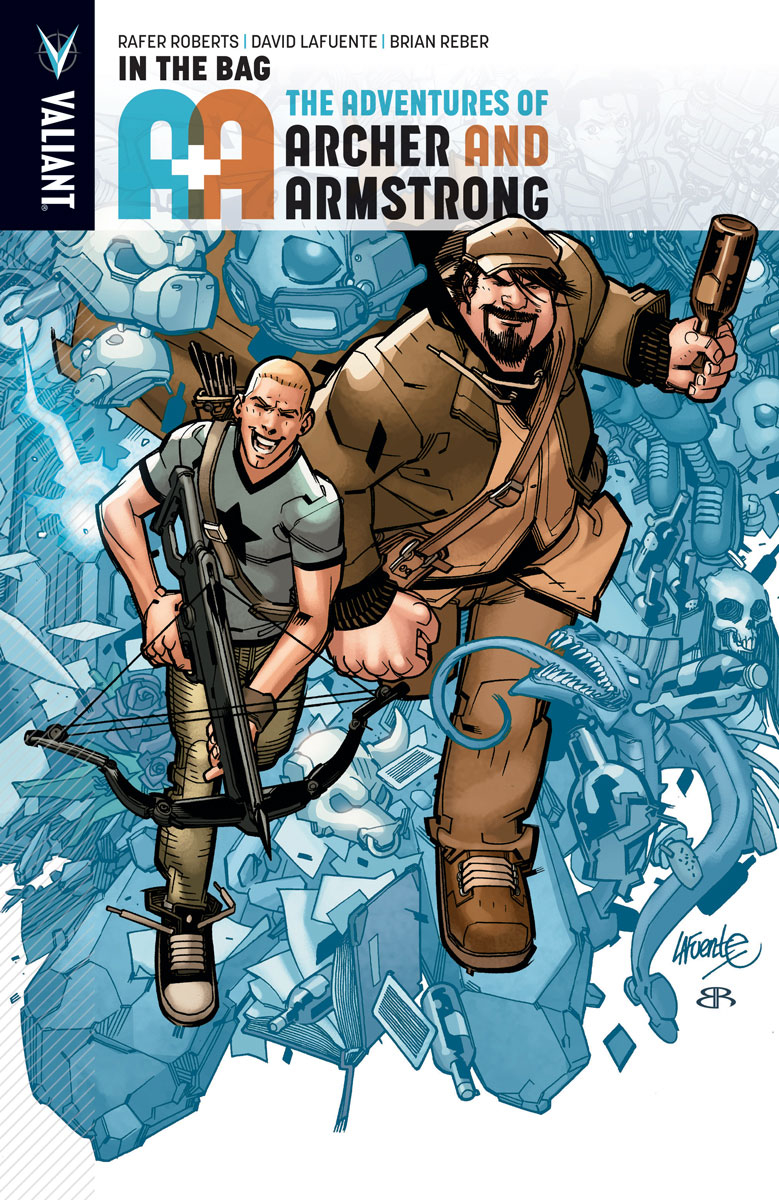 Archer and Armstrong: Volume 1: In the Bag TP