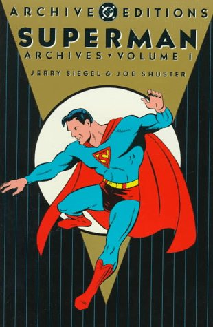Archive Editions: Superman Archives: Volume 1 HC - Used