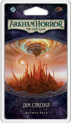 Arkham Horror the Card Game: Dim Carcosa Mythos Pack