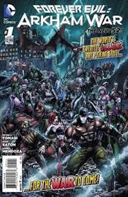 Forever Evil: Arkham War (2013) Complete Bundle - Used