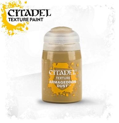 Citadel Technical Paint: Armageddon Dust 27-28