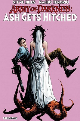 Army of Darkness: Ash Gets Hitched TP
