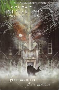 Batman: Arkham Asylum Anniversary Ed TP - Used