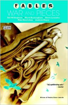 Fables: Volume 11: War and Pieces TP - Used