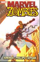 Marvel Zombies: Spider Man Cover TP