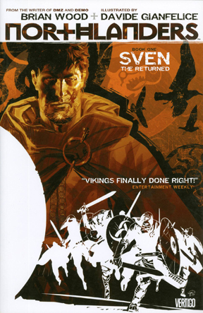 Northlanders: Book 1: Sven the Returned TP - Used
