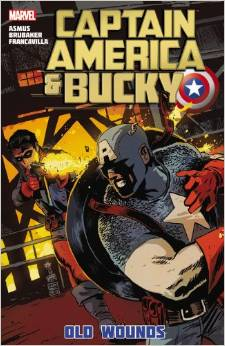 Captain America and Bucky: Old Wounds TP