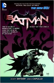 Batman: Night of the Owls TP