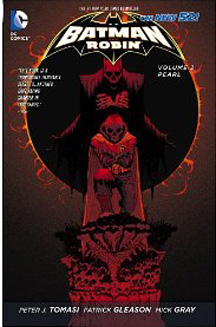 Batman and Robin: Volume 2: Pearl HC - Used