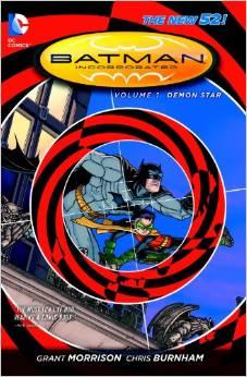 Batman Incorporated: Volume 1: Demon Star TP