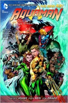 Aquaman: Volume 2: the Others HC - Used