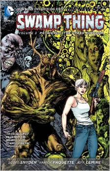 Swamp Thing: Volume 3: Rotworld: the Green Kingdom TP - Used