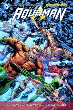 Aquaman: Volume 4: Death of a King (New 52) TP