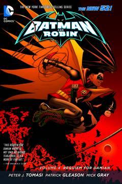 Batman and Robin: Volume 4: Requiem for Damon (n52) HC - Used