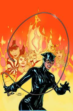Catwoman: Volume 5: Race of Thieves (n52) TP