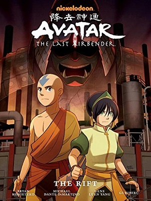Avatar: The Last Airbender: Library Rift Edition HC