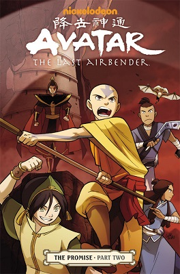 Avatar: the Last Airbender: Volume 2: the Promise Part Two TP