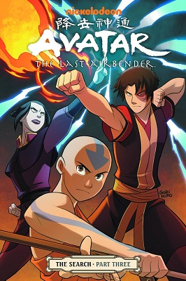 Avatar: the Last Airbender: Volume 6: The Search Part Three TP