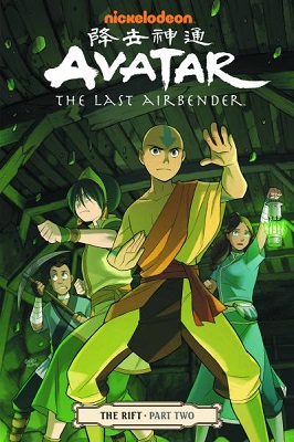 Avatar: the Last Airbender: Volume 8: The Rift Part Two