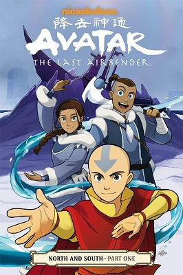 Avatar: the Last Airbender: Volume 13: North and South Part One TP