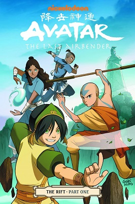 Avatar: the Last Airbender: Volume 7: The Rift Part One