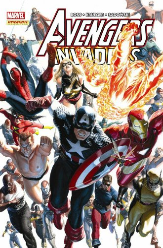 Avengers / Invaders TP - Used