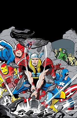 The Avengers Magazine no. 1