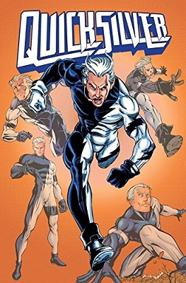 Avengers: Quicksilver TP