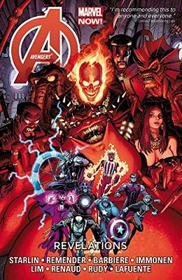 Avengers: Revelations TP