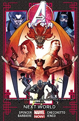 Avengers World: Volume 3: Next World TP - Used