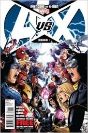 Avengers vs X-Men (2012) Complete Bundle - Used