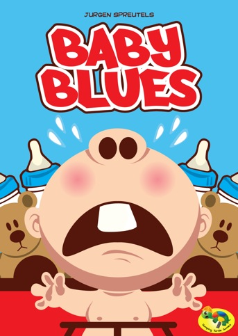 Baby Blues Card Game