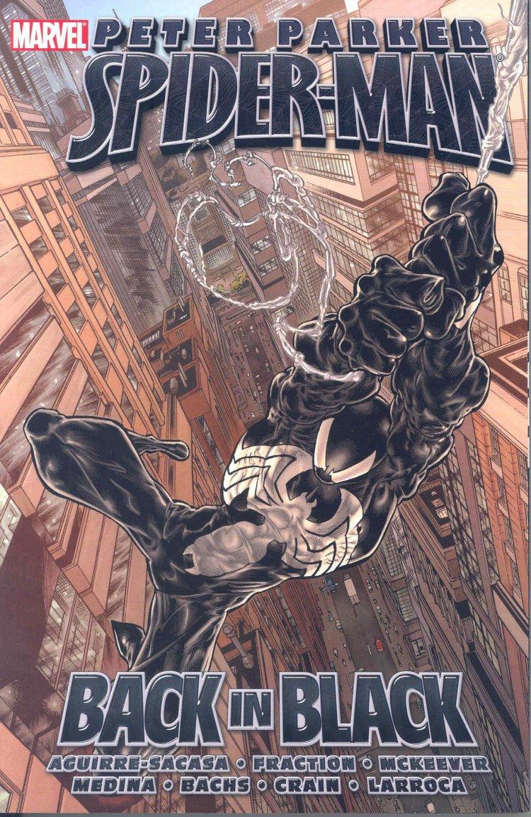 Spider-Man Peter Parker: Back In Black HC - Used