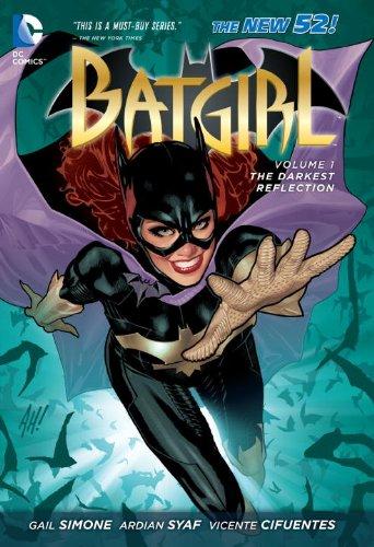 Batgirl: Volume 1: The Darkest Reflection HC - Used