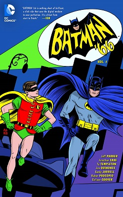 Batman 66: Volume 1 TP