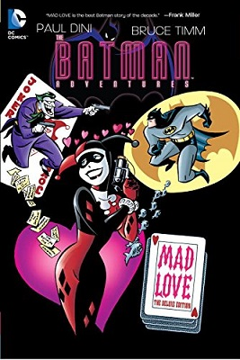 Batman Adventures: Mad Love HC