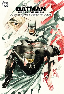 Batman: Heart of Hush TP